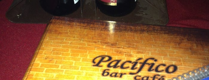 Pacífico Bar café is one of Julianoさんの保存済みスポット.