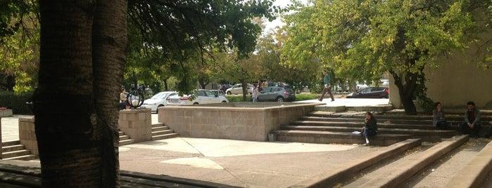 İktisadi ve İdari Bilimler Fakültesi is one of Best Of Middle East Technical University.