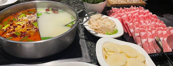 Happy Lamb Hot Pot is one of Chicago.