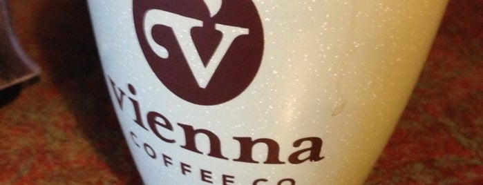 Vienna Coffee House is one of Maryville-Knoxville-Pigeon Forge.