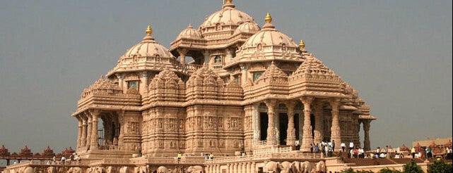 Swaminarayan Akshardham is one of India.