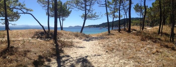 Praia de Barra is one of Playas de España: Galicia.