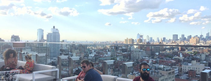 The Crown is one of NYC's Best Rooftops.