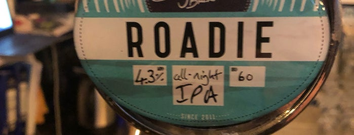 The Italian Job is one of London Craft Beer.