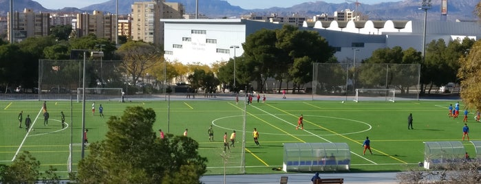 Ciudad Deportiva Alicante is one of Guide to Alicante's best spots.