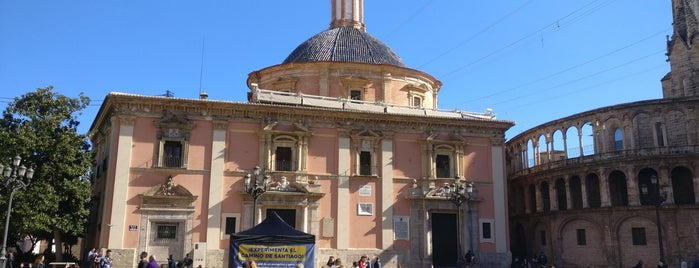 Plaza de la Virgen is one of Hip to Be Square!.