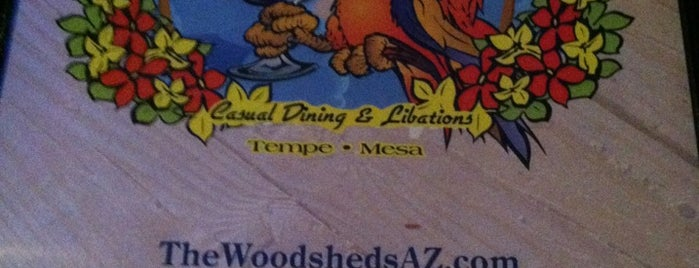 The Woodshed II is one of Bars in the Phoenix Valley.