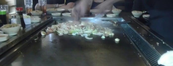 Kanji Japanese Steak House is one of Newark, OH.