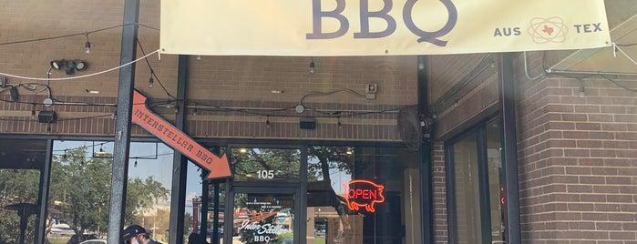 Interstellar Bbq is one of Austin.