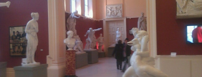 Crawford Gallery is one of Will: сохраненные места.