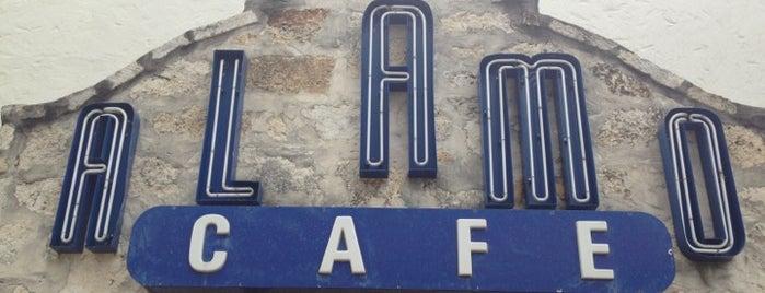 Alamo Cafe is one of บันทึกเดินทาง San Antonio, TX (#278).