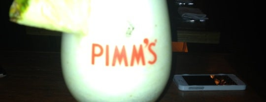Pimm's Good is one of Roma.