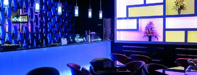 Society+ Bar & Lounge is one of Jakarta's Best Hang-Out Spots ~.