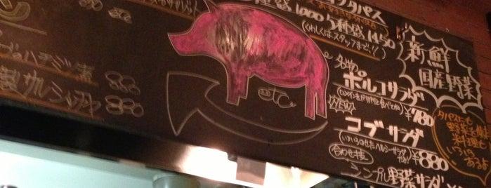 Porco Casa de Butaya is one of Japón.