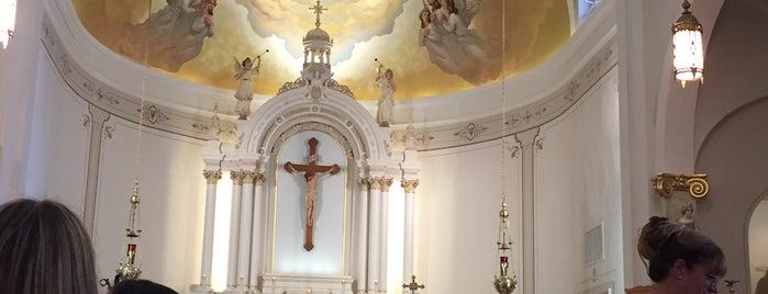 Jesus Savior is one of Newport RI.