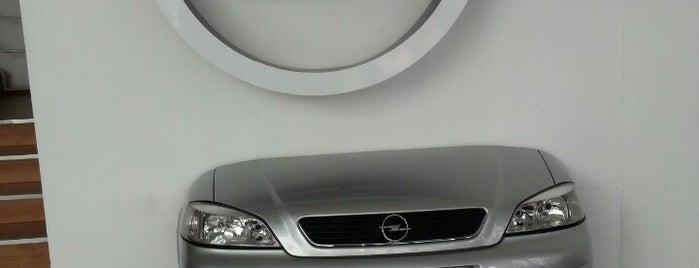 Opel Neskar is one of Onur : понравившиеся места.