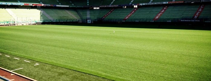 Stade Michel d'Ornano is one of Big Matchs's Today!.