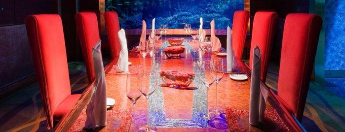Al Mahara Seafood Restaurant is one of Vincent : понравившиеся места.