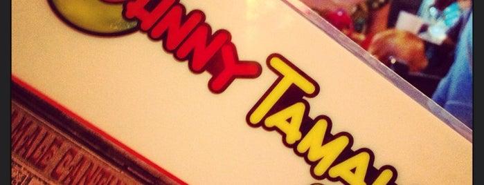 Johnny Tamales Restaurant And Cantina is one of Locais curtidos por Fez.