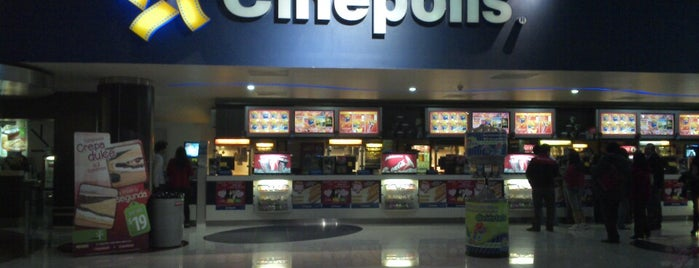 Cinépolis is one of Pam 님이 좋아한 장소.
