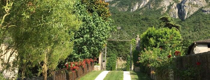 Villa Bortolazzi is one of สถานที่ที่ Xxx ถูกใจ.