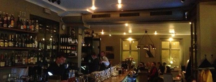 Restaurang Mårten Trotzig is one of Lieux sauvegardés par Girit.