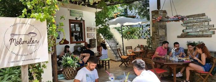 Μελιμηλον Ναξου is one of Ioannis 님이 좋아한 장소.