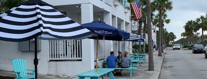 Papi's Taqueria is one of Charleston.