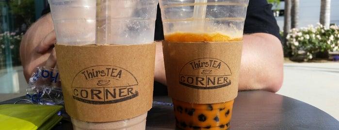 ThirsTEA Corner is one of Little hillz + s. Bay.