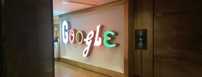 Google New York is one of Nueva York.