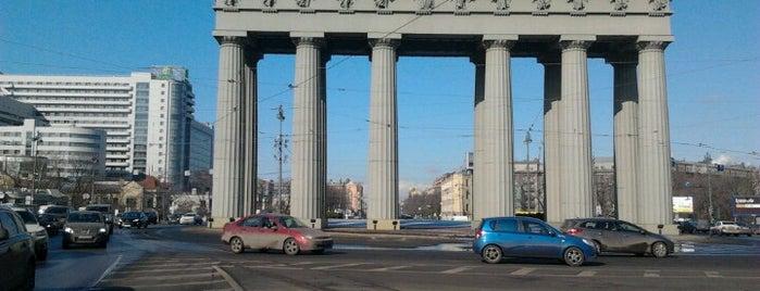 metro Moskovskiye Vorota is one of Posti che sono piaciuti a Svetlana.