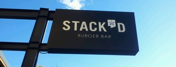 Stack'd Burger Bar is one of Milwaukee Eats.