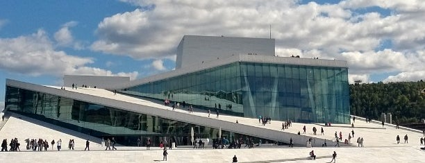 Operahuset is one of 建築マップ ヨーロッパ.