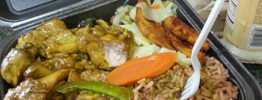 Golden Krust Caribbean Restaurant is one of Local.