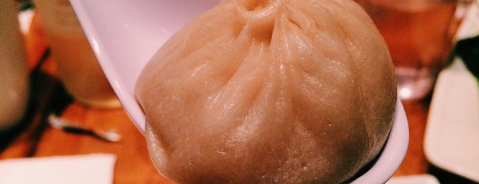 The Bao is one of Soup dumplings.