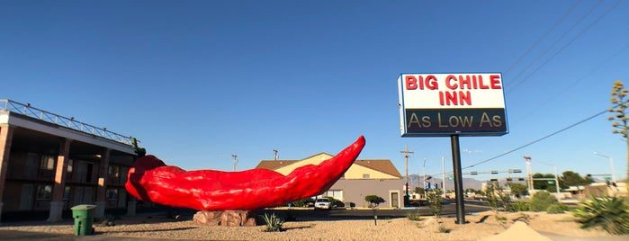 World's Largest Chile is one of Annie : понравившиеся места.