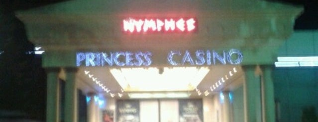 Nymphes Princess Casino is one of Gezelim-Görelim.