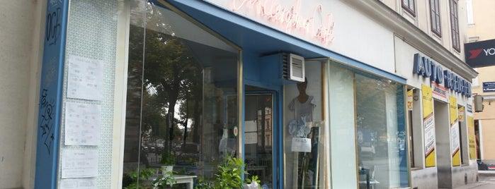 Allergiker Café is one of Gesünder Essen In Wien.