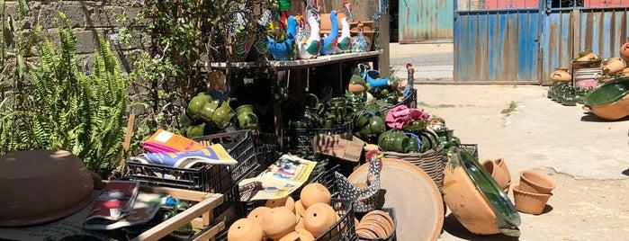 Mercado de artesanias is one of Oaxaca.