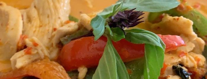 Thai Charm Cuisine is one of Ailie : понравившиеся места.