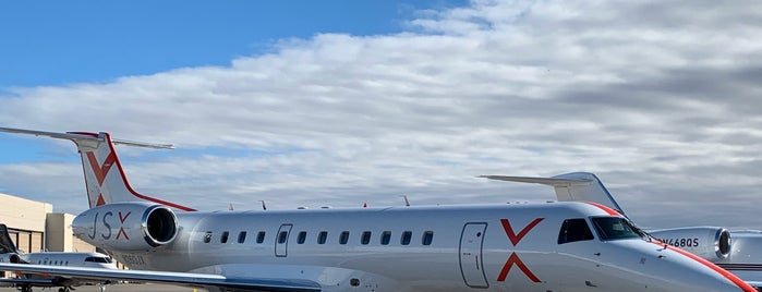JSX (JetSuiteX) is one of Las Vegas (US) '19.