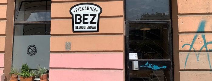 BEZ Piekarnia Bezglutenowa is one of Krakow.