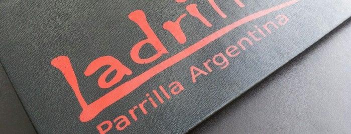 Ladrillo Parilla Argentina is one of Restaurante.