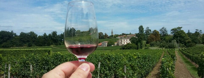 Chateau Des Laudes is one of Bordeaux.
