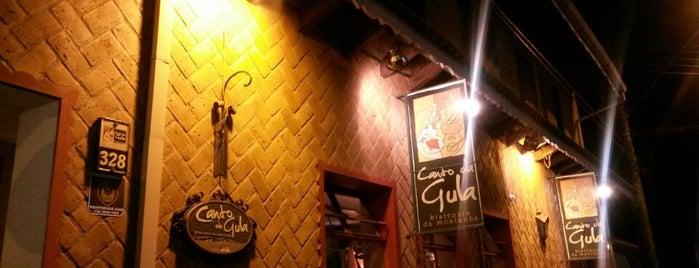 Canto da Gula Restaurante is one of Posti che sono piaciuti a Menossi,.