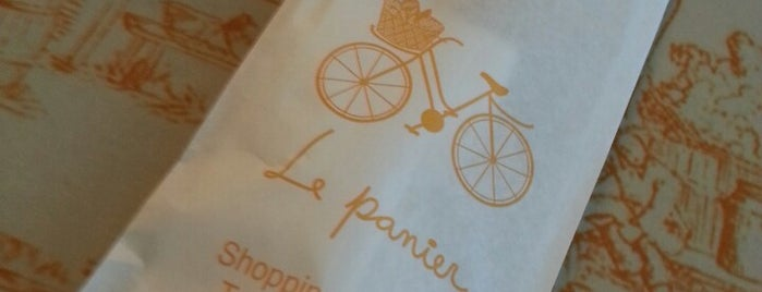 Le Panier is one of Restaurantes & Centro.