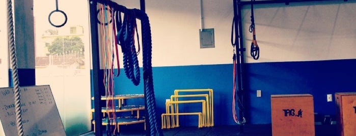 TAG Training: treinamento funcional is one of Orte, die Michele gefallen.