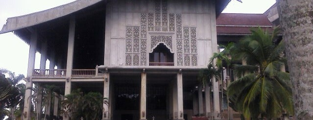Muzium Negeri Terengganu is one of Attraction Places to Visit.