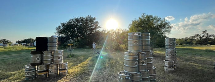 Live Oak Brewery is one of Austin: Next 10 Bars/Coffee/Etc.