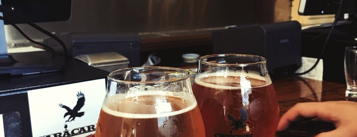 Caracara Brewing Company is one of Texas Trippin'.